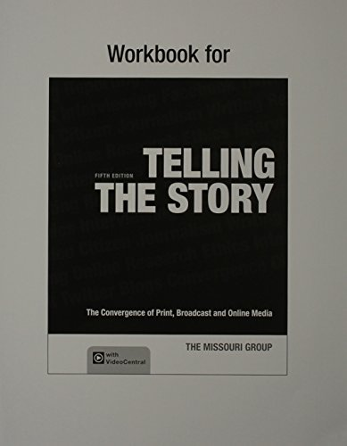 Telling the Story 5e & Workbook for Telling the Story 5e