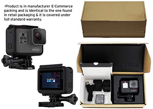 GoPro Hero5 Black (E-Commerce Packaging)