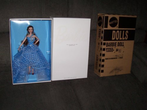 Mattel Barbie The Wizard of Oz Fantasy Glamour Dorothy (Wizard Of Oz Doll)