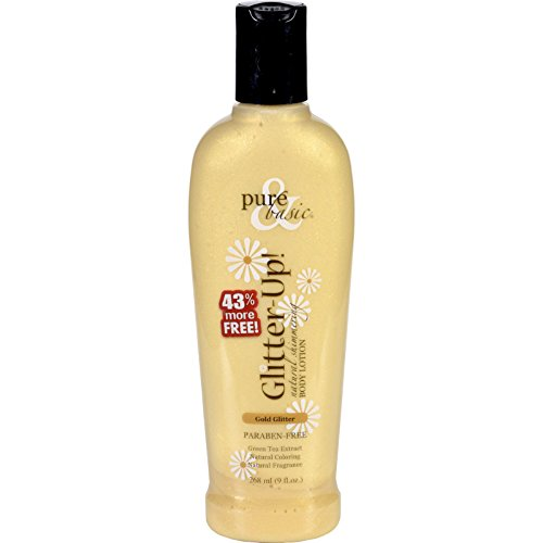 Glitter Up Natural Shimmering Body Lotion product image
