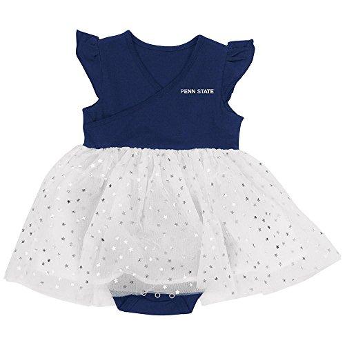 Colosseum Penn State Baby Girl Tutu Bodysuit Dress
