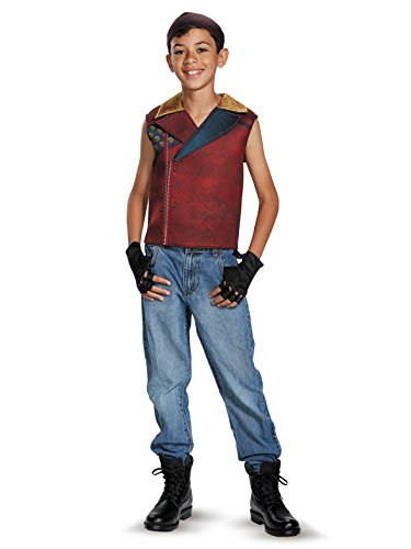 (Jay Deluxe Descendants Disney Costume,)