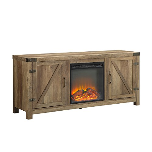 Buy tv stand 65 inch with fireplace