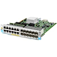 HP Aruba 12P PoE+ 12P 1GbE SFP (J9989A)
