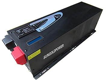 SUNGOLDPOWER 4000 W pico 12000 W adaptador inversor de onda ...
