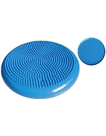 Therapists Choice Inflated Air-Filled Stability Balance Disc-Blue