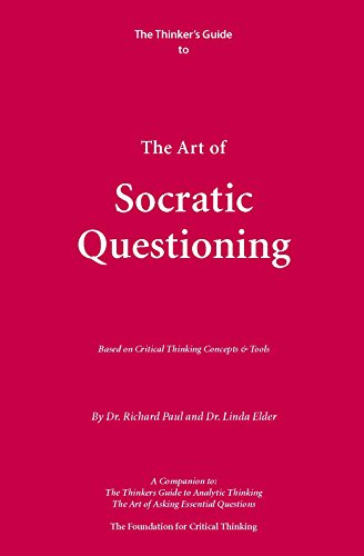 Amazon thinkers guide to the art of socratic questioning thinkers guide to the art of socratic questioning thinkers guide library by paul fandeluxe Gallery