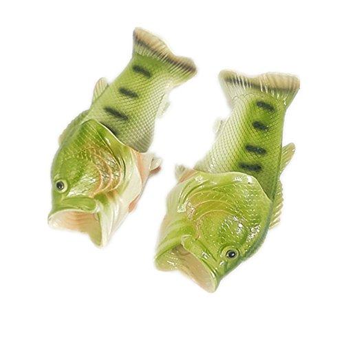 Lalang Fisch Sommer Hausschuhe Sommer Fisch Strand Pantoffeln Kreative Gift 861403