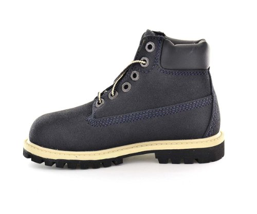 s Size 5 M 98874 6In Prem Navy Scuffproof Leather ()