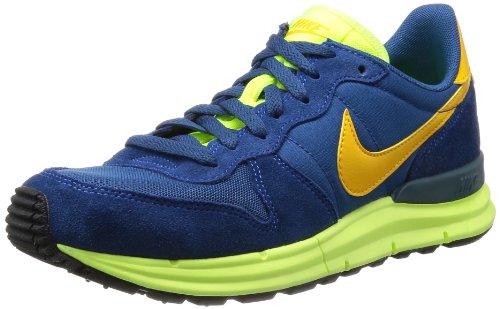 half off 495c5 e0e85 Nike Lunar Internationalist Men Sneakers Court Blue Volt Deep Marina Del  Sol 631731-400 - Buy Online in Oman.   Apparel Products in Oman - See  Prices, ...