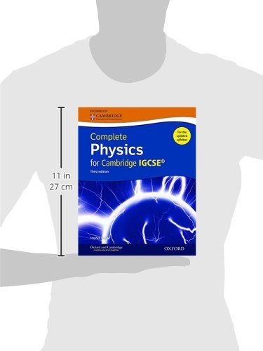 Complete physics for cambridge igcse student book complete complete physics for cambridge igcse student book complete science igcse amazon stephen pople 9780198308713 books fandeluxe Gallery