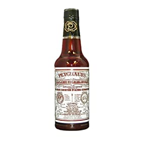 Peychaud's Aromatic Cocktail Bitters – 10 Ounce Bottle
