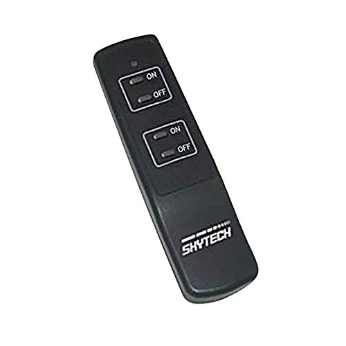 Skytech 1321 Fireplace Millivolt Valve and Blower Combination Control System