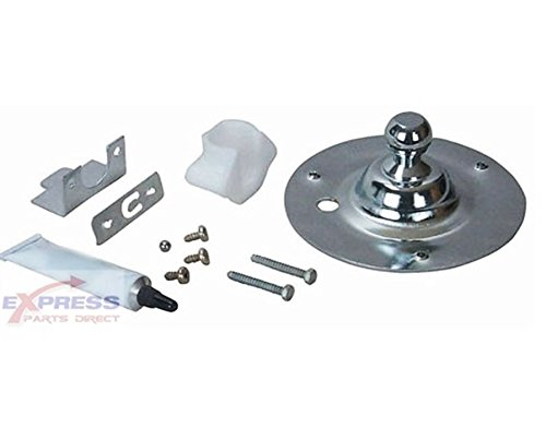 EXP5303281153 Rear Drum Support Shaft Kit ( Replaces 131777700 5303281153 PS418736 AP2107609 137088600, 131378400, 137088620, 137088630, 774924 ) for Frigidaire Gibson Westinghouse and MORE -