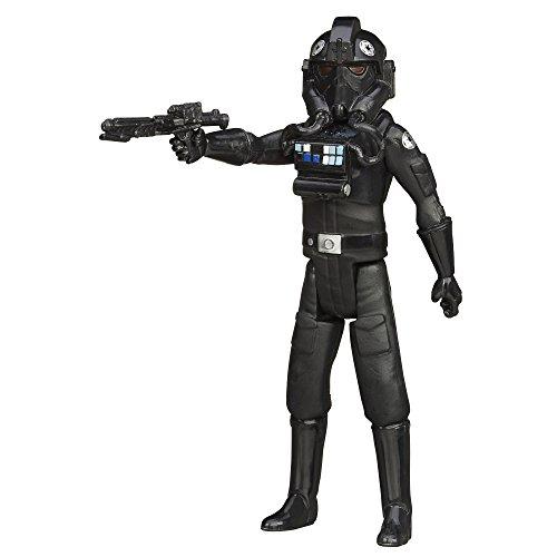 Star Wars Saga Legends TIE Pilot Figure