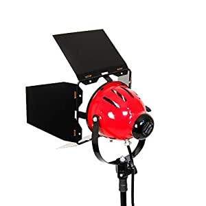 CowboyStudio 800 Watt Digital Video Continuous Red Head Light Set