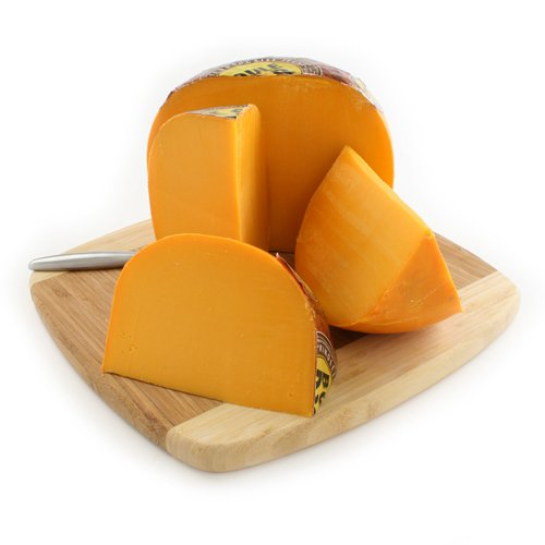 Mimolette Jeune 3 Month by Isigny- Whole Wheel (6 pound)