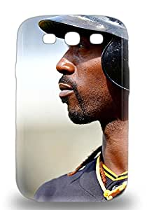 Scratch Free Phone 3D PC Case For Galaxy S3 Retail Packaging MLB Pittsburgh Pirates Andrew McCutchen #22 ( Custom Picture iPhone 6, iPhone 6 PLUS, iPhone 5, iPhone 5S, iPhone 5C, iPhone 4, iPhone 4S,Galaxy S6,Galaxy S5,Galaxy S4,Galaxy S3,Note 3,iPad Mini-Mini 2,iPad Air )