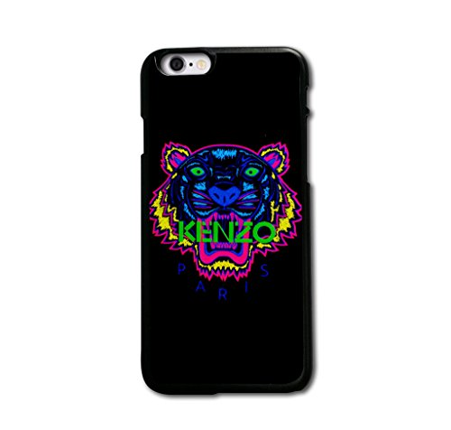 Tomhousomick Custom Design Women's Fashion KENZO Tiger And Girls Design Case for iPhone 6 Plus 5.5 inch