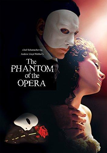 Amazon Com The Phantom Of The Opera 2004 Gerard Butler