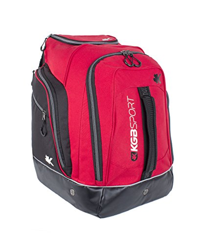 Boot Pack, Red, One Size by KGB Sport