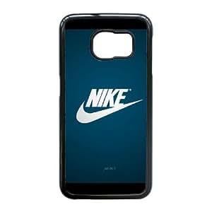 Samsung Galaxy S6 Edge Cell Phone Case Black nike_022