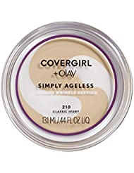 COVERGIRL & Olay Simply Ageless Instant Wrinkle Defying...