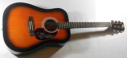 joni-mitchell-ladies-of-the-canyon-hand-signed-autographed-sunburst-full-size-acoustic-guitar-loa