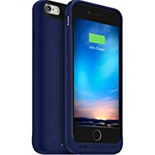 Mophie Battery Case for iPhone 6S, Retail Packaging, Blue