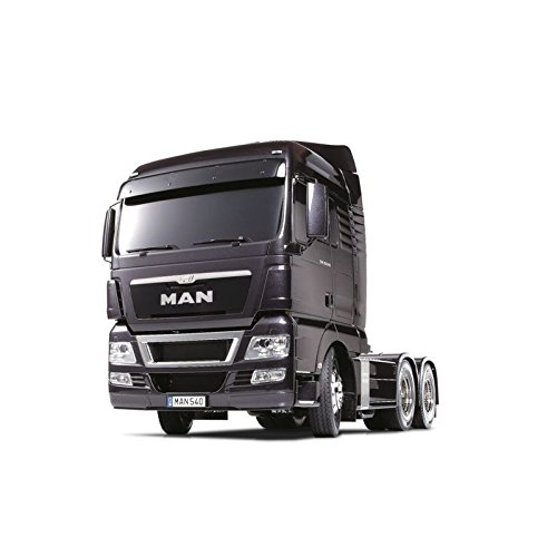 Tamiya 1/14 MAN Tractor Trucks TGX 26.540 6x4 Gun Metal EP #56346 ()