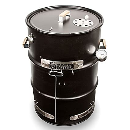 Big Poppa Smokers BPS Drum Smoker Kit · Articolo da regalo