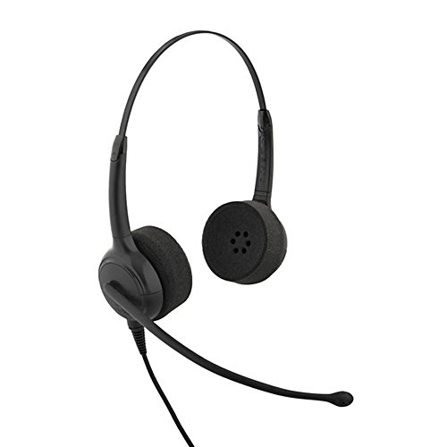 VXi 203513 CC Pro 4021G Over-the-Head Binaural Headset with N/C Microphone -