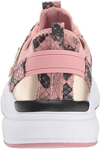 Blush,Navy ** FREE SHIPPING ** G by GUESS Jimmi Sneakers