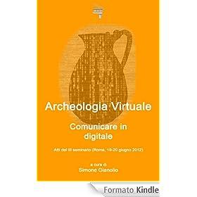 copertina volume seminario archeologia virtuale 2012