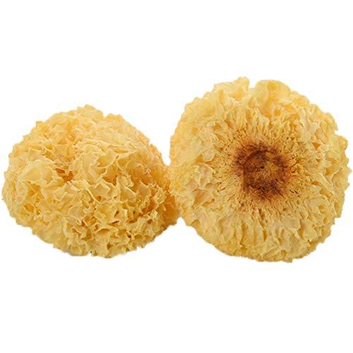 (Helen Ou@ Gutian Super Grade Chouer Tremella Fungus White Fungus or Waxy Ear 250g/8.82oz/0.55lb)