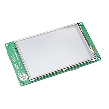 ils - jz-ts35 Pantalla táctil de 3,5 Pulgadas Full Color LCD para ...