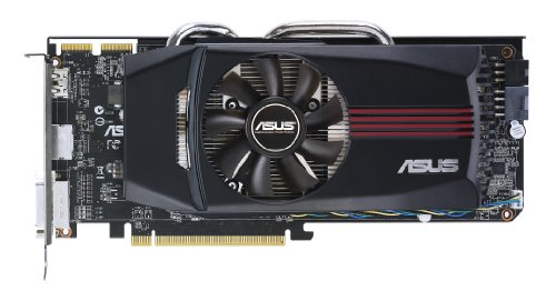 ASUS ATI Radeon HD 5850 1 GB 256-bit GDDR5 DVI/HDMI/DisplayPort CrossFireX Support PCI Express 2.1 x16 Video Card EAH5850 DIRECTCU/2DIS/1GD5