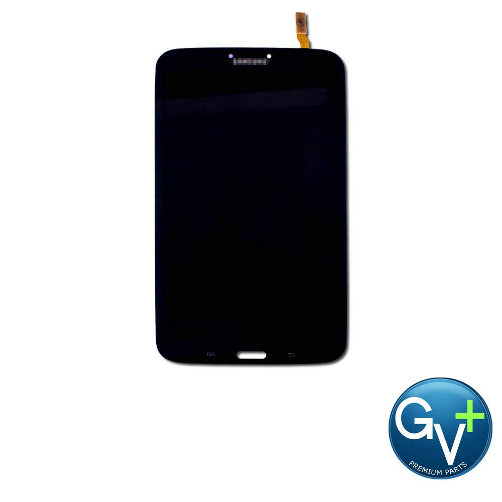 Group Vertical Replacement Screen LCD Digitizer Assembly Compatible with Samsung Galaxy Tab 3 8.0 (WiFi Model) (SM-T310) (Black) (GV+ Performance)