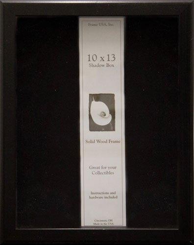 - 10x13 Shadow Box Wood Frame 2 1/8