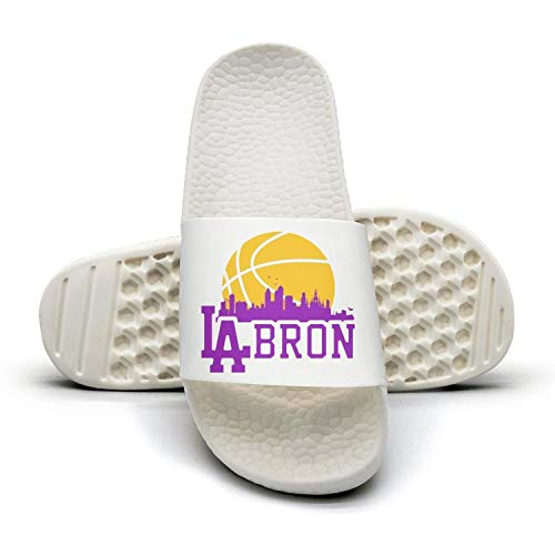 Man Los-Angeles-LABRON- Non-Slip Mules Slippers Soft Foams Slippers