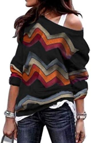 Chzdnscs Camisa Tallas Grandes Sueltas Para Mujer Tops Rayadas Ocasionales Blusas Para Mujer Amazon Es Deportes Y Aire Libre