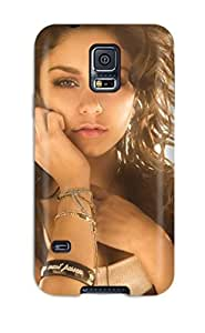 Bareetttt Perfect Tpu Case For Galaxy S5/ Anti-scratch Protector Case (vanessa Hudgens Identified Album Photoshoot)