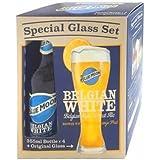 【オリジナルグラス付きセット】ブルームーン 355m×4本+オリジナルグラス1個