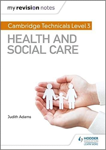 My Revision Notes: Cambridge Technicals Level 3 Health and