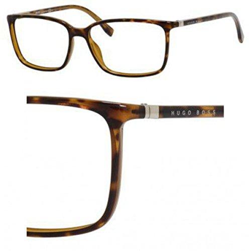 Hugo Boss eyeglasses BOSS 0679 DWJ Acetate Havana
