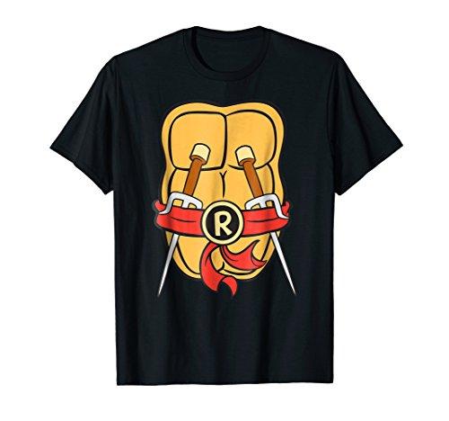 Teenage Mutant Ninja Turtles Raphael Shell T-Shirt]()