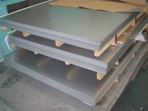 1 Pc of 4130 Chromoly Alloy - Normalized Steel Sheet/Plate 1/8'' .125 Thick 12'' X 12''