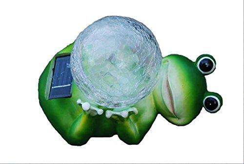Frog Solar Lamp