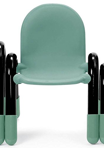 Angeles 9 in. Chair in Teal Green - Chair Baseline Angeles