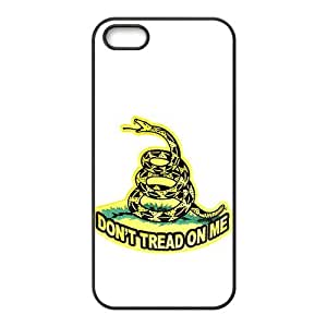 Don't Tread On Me Hot Seller Stylish Hard Case For Ipod Touch 4 Cover